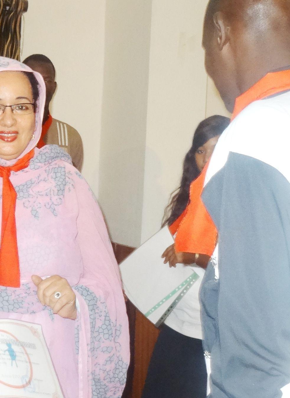 Lancement officiel des activités au Centre Joliba